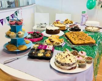 Charity Bake Off